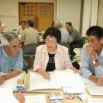 平成20年度災害救援福祉マップ見直し作業