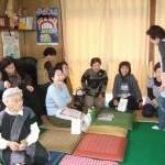 5の2区 お楽しみ「お茶っこ飲み会」(11/8)