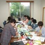 ボランティアグループ 「折り鶴」(9/28)