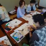 ボランティアグループ折り鶴(6/25)