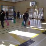 福祉体験学習にチャレンジ!in月将館小学校