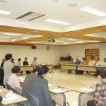 福島県新地町ボランティア連絡協議会視察研修(9/15)