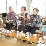 9−1区お茶っこ飲み会(10/31)