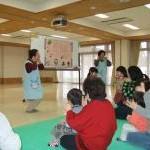エプロンおばさんと遊ぼう広場(3/4)