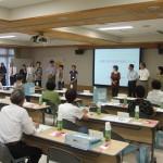 臨時評議員会・地域福祉会長会議(6/28)