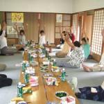 箟岳区お茶っこ飲み会(7/11)