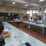 涌谷町民児協 学校訪問IN小里小学校(6/18)