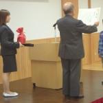 福祉作文・福祉ポスター・福祉標語コンクール表彰式(11/7)